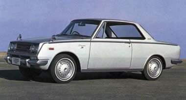 Toyota Corona Parts Used