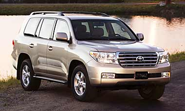 Toyota Land Cruiser Parts