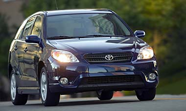 Toyota Matrix Parts