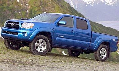 Toyota Pickup Parts >> Toyota Tacoma Parts